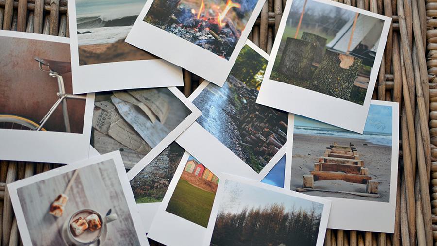 Хранение бумажных фото